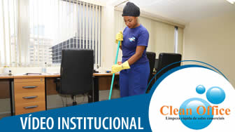 Vídeo Institucional Clean Office